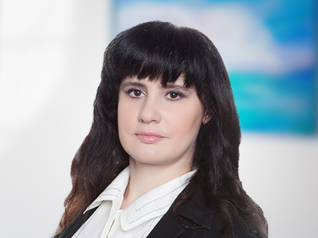 Picture of Daniela Previtali, Global Marketing Manager, Marketing Department, Wibu-Systems