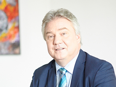 Picture of Oliver Winzenried - CEO of Wibu-Systems